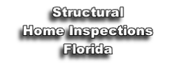 Structural Home Inspections Florida