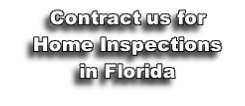 Contract us for Home Inspections in Florida